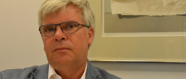 Bo Gertsson jobbar som utvecklingschef i Staffanstorps kommun.