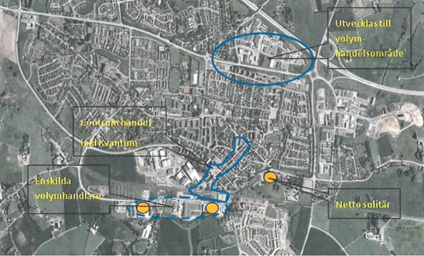 Kommunens planer för Svedala