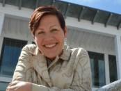 Kristina Lang Falck har erfarenhet av att jobba med kommuners identitetsbyggande. Foto: Magnus Ornhammar