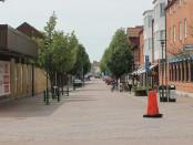 Åsikterna är många om hur Svedala centrum ska bli attraktivt igen.